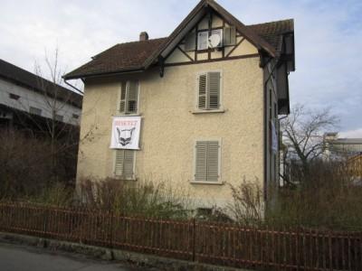 Aarau_Besetzung_Florastrasse15